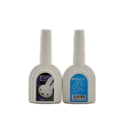 晨光(M&G)MF6003 瓶型修正液 涂改液 18ml 出水流畅 单只装
