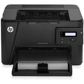 惠普(HP)LaserJet Pro M202dw A4黑白激光打印机