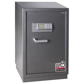 得力(deli)3655 保险柜电子密码防盗保险箱家用保管箱大型入墙保险柜