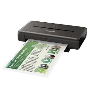 佳能(Canon)PIXMA iP110 A4无线便携式打印机