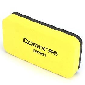 齐心(COMIX)BB7633 磁性白板擦/白板刷 颜色随机
