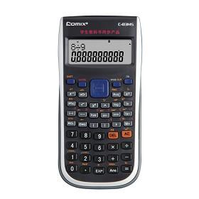 齐心(COMIX)C-83MS 中台理科通函数计算器 12位