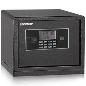 齐心(COMIX)BGX-38I 加固型GA认证电子密码保管箱(A3全钢板M级)