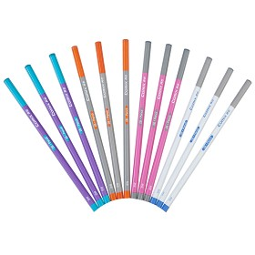 齐心(COMIX)SW-012 2B通用铅笔 12支装