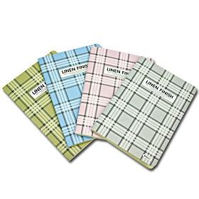 晨光(M&G)APYFB056 经典布艺 A5 缝线软抄本 60页 颜色随机