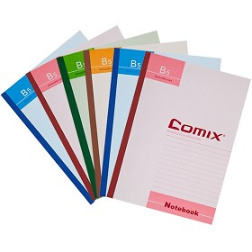 齐心(COMIX)C4511 办公必备无线装订本 B5 80页