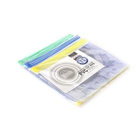 晨光(M&G)ADM94502 B5透明PVC拉边袋