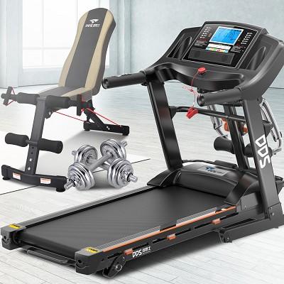 家庭健身器材_跑步机 哑铃凳/哑铃多功能家用运动健身器材 8cm2-15cm2家庭健身房