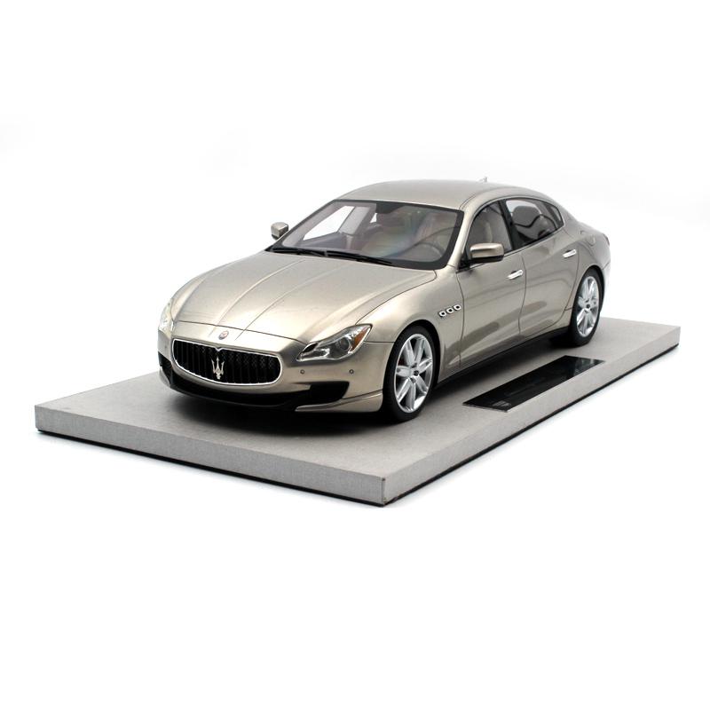 玛莎拉蒂(maserati)意大利仿真精品汽车模型 1:18 玛莎拉蒂ghibli