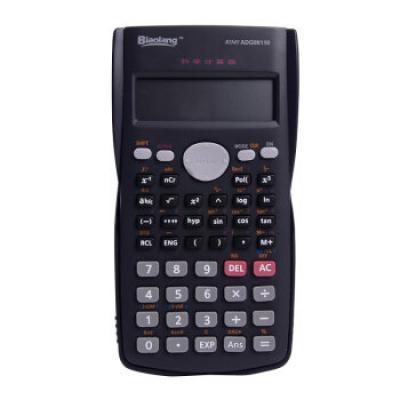晨光(M&G)ADG98110 函数计算器 科学计算器 学生考试必备