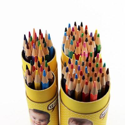 金万年(Genvana)2600 木制彩色铅笔 创意涂鸦 秘密花园涂彩减压 12色/套