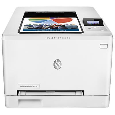 惠普(HP)M252DW 彩色激光打印机 无线+自动双面
