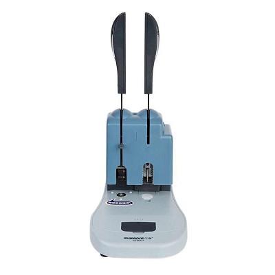 三木(SUNWOOD)SZ9007 装订机 省力型财务凭证装订机 会计手动打打孔机