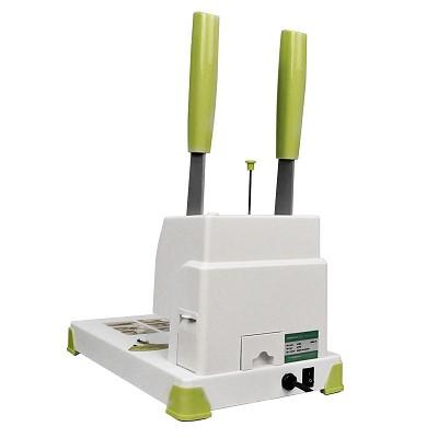 三木(SUNWOOD)SZ9030 装订机 财务凭证装订机 会计手动打孔自动电动 热熔铆管打孔机