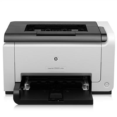 惠普(HP)CP1025 A4彩色激光打印机