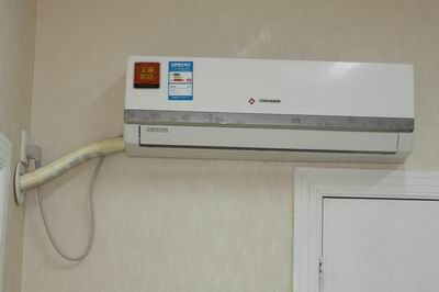 格力定频挂机空调外机接线图